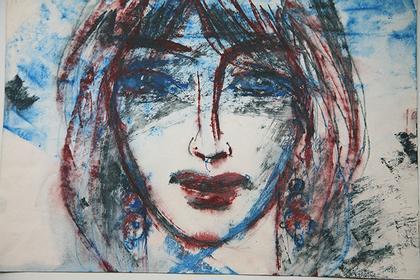 В.Г. Макревич. Женский портрет