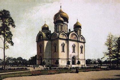 В Царском Селе освящен храм Святой Екатерины и открыт Дом молодежи