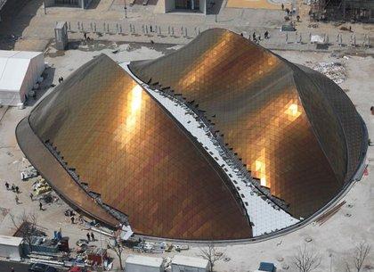 Павильон ОАЭ для ЭКСПО 2010