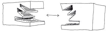 Синагога LJG. Эскиз проекта (c) SeARCH