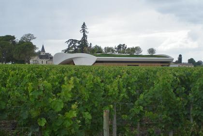 Винодельня Шато Шеваль-Блан (с) Milena Chessa / Le Moniteur.fr