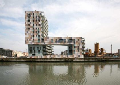 Жилой комплекс Ravenna Harbour (с) Zucchi & Partners