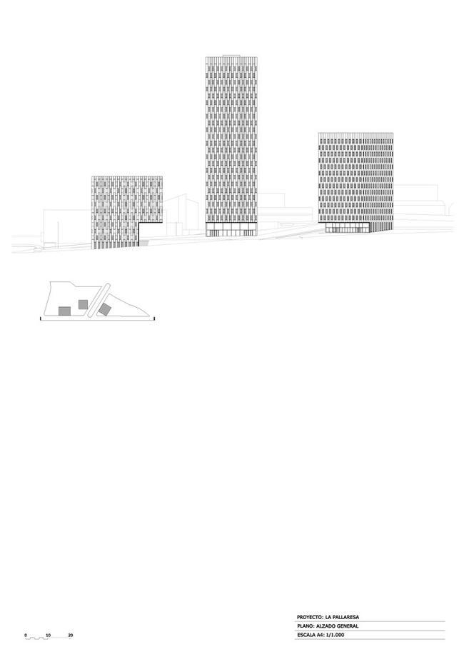 Комплекс La Pallaresa © Iberian Arquitectos