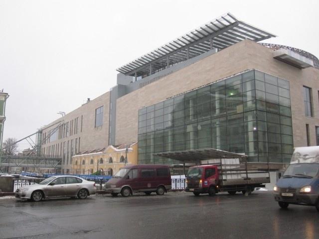 Вторая сцена Мариинского театра. Фото: mr7.ru
