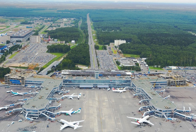 Домодедово. Фото: nemiga.info
