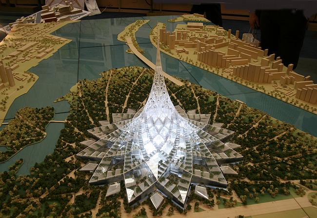 MOSCOW | Crystal Island | 450m | 1476ft | Pro - SkyscraperCity