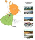 Новый центр Москвы находится в деревне Летово. Центральная точка столицы после присоединения новых территорий переехала за МКАД