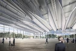 Павильон 3А Нюрнбергского выставочного комплекса