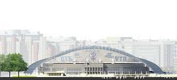 Вид со стороны Ленинградского шоссе