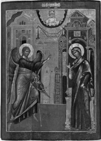 Амвросий Романов – новое имя в иконописи начала XVIII века