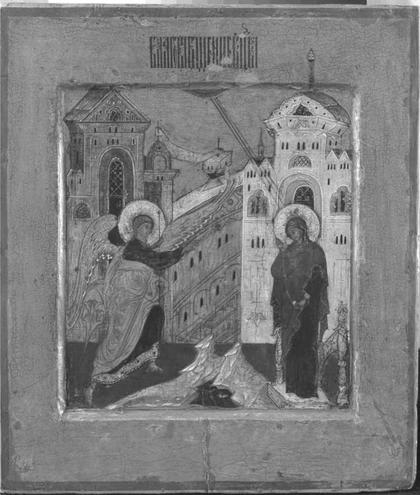 строгановские иконы: