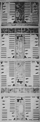 Рис. 9. Типовые кварталы. Гипрогор. 1931. Источник:  ГАРФ. Ф. А-314. Оп. 1. Ед. хр. 7669. 154 л.