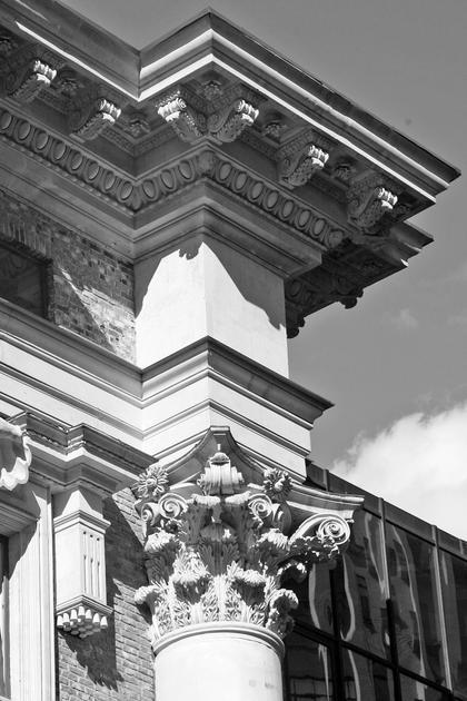 Деталь в творчестве Палладио и декоративное убранство церквей Венеции