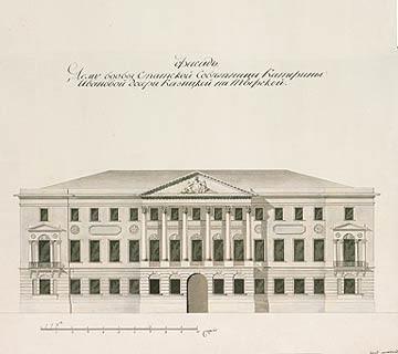 Палладианская классика в Москве
