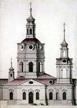 Екатерининское барокко, или Барочетто в Москве