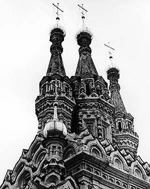 Церковь Одигитрии в Вязьме