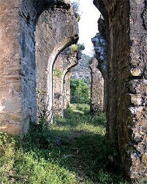 Храм в Дере-Агзы