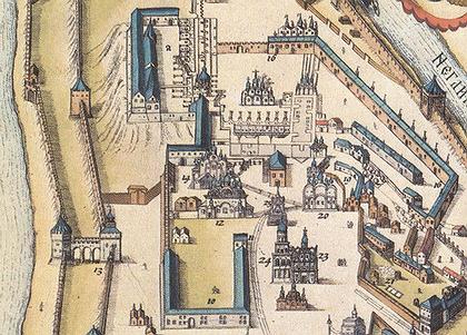 Московский Кремлёвский дворец