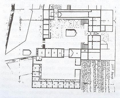 Кремлевский дворец. План