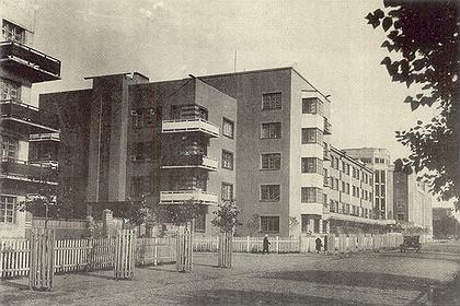 Жилища первых пятилеток на примере Новосибирска