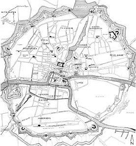 Германская градостроительная история Восточной Пруссии