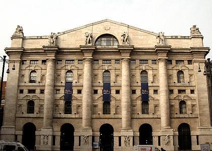 4. Биржа в Милане, П.Меццанотте, 1928. Фото: © Андрей Бархин