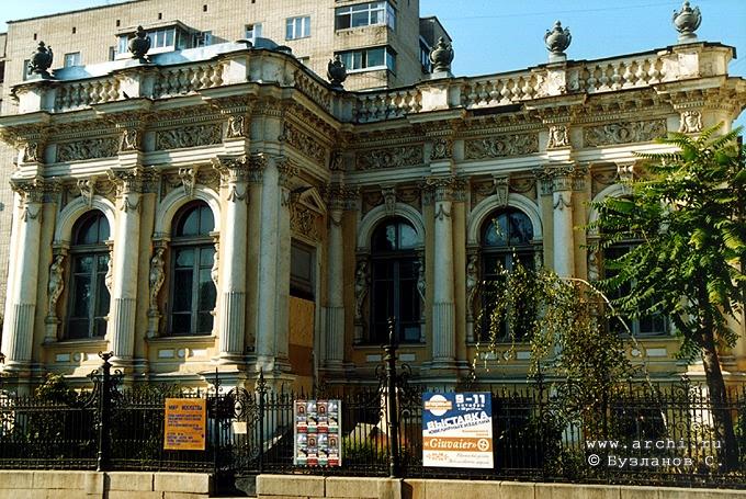 ... Музей изобразительных искусств). XIX в: www.archi.ru/photo/buzlanov/rostov/pages/111103_009.htm